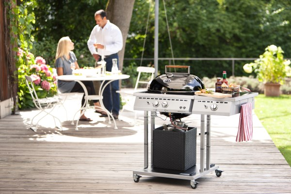 Barbecue Outdooerchef a gas PARIS DELUXE diam 57-11287