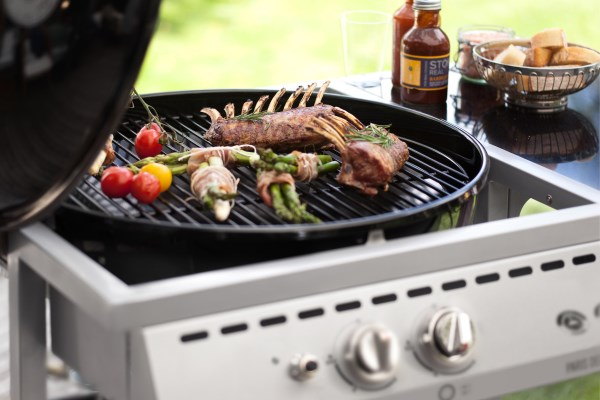 Barbecue Outdooerchef a gas PARIS DELUXE diam 57-11289
