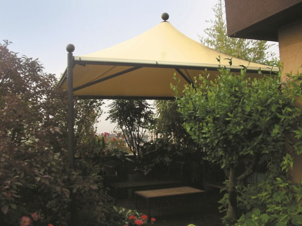Gazebo Sprech in ferro AIRONE NEW-0