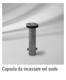 CAPSULA DA INCASSARE AL SUOLO , M4 codice 35001226510