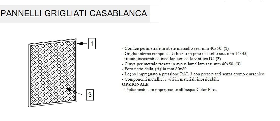 grigliato modello casablanca-3129