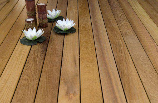 Pavimento Fiorin in legno di ipe'-0