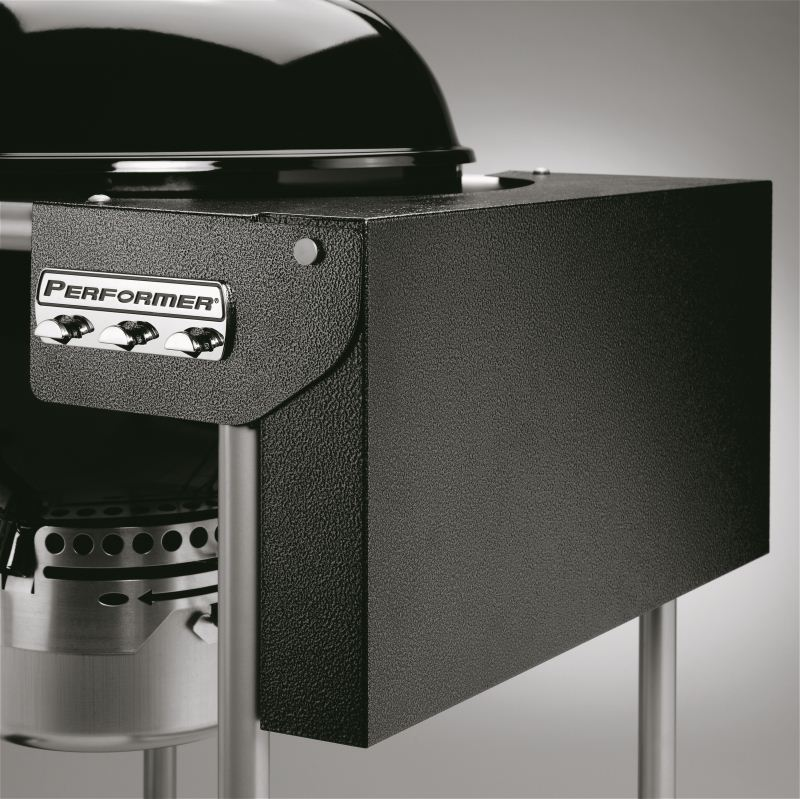 Barbecue Weber a carbone PERFORMER GBS 57 BLACK-1201