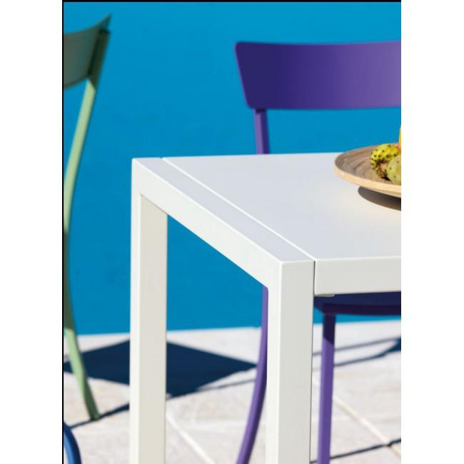 TAVOLO QUATRIS, colori standard, Vermobil