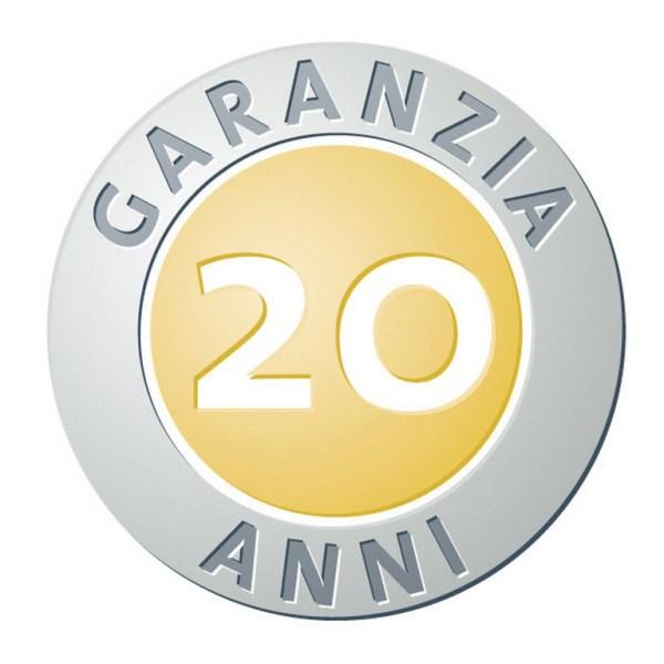 CASETTA Biohort IN METALLO MOD. EUROPA. GARANZIA 20 ANNI ! NO MANUTENZIONE !