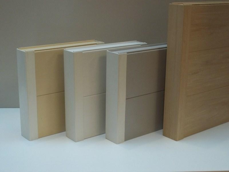 pareti spessore mm 40