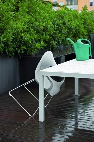 Tavolo in alluminio SUSHI 12 OUTDOOR FISSO-2586