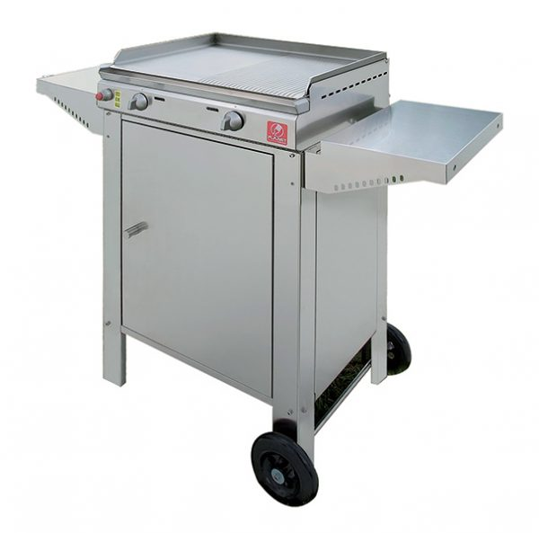 Carrello Planet Chiuso per barbecue a gas Serie 55