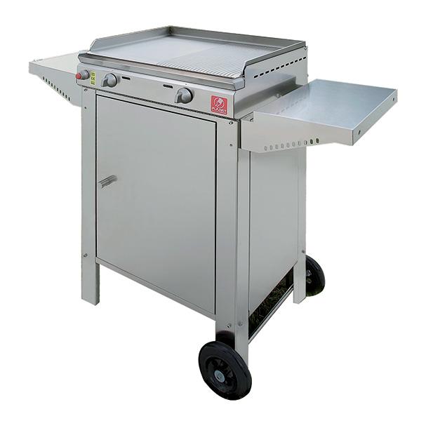 Carrello Planet Chiuso per barbecue a gas Serie 55