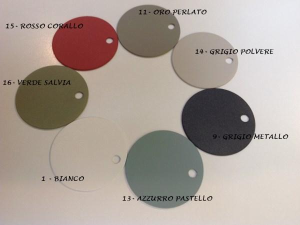 colori per la base del piano