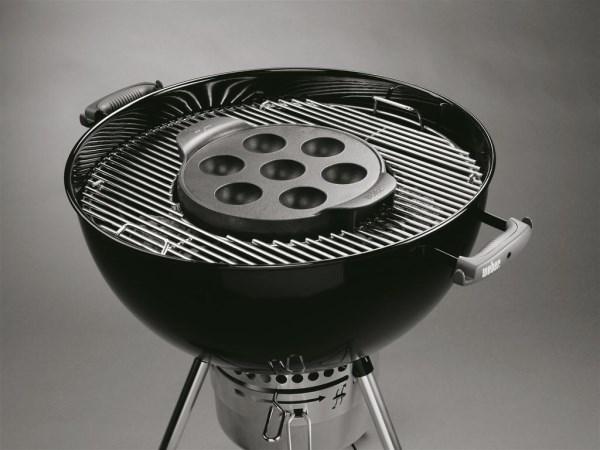 WEBER EBELSKIVER GOURMET BBQ SYSTEM