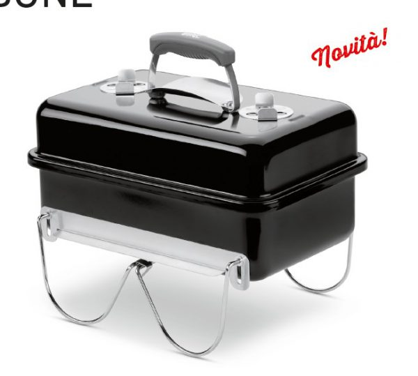 BARBECUE WEBER GO ANYWHERE BLACK CARBONE-0