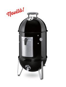 barbecue Weber SMOKEY MOUNTAIN COOKER DIAM 37 CM BLACK-0