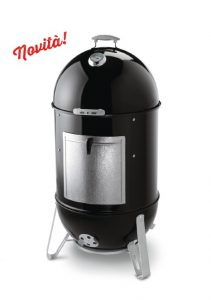 barbecue Weber SMOKEY MOUNTAIN COOKER DIAM 57 CM BLACK-0