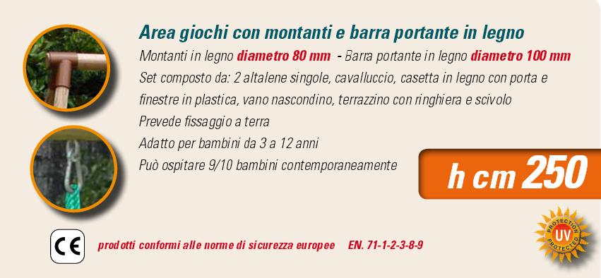 ALTALENA IN LEGNO MAHORI , TRASPORTO COMPRESO-9371