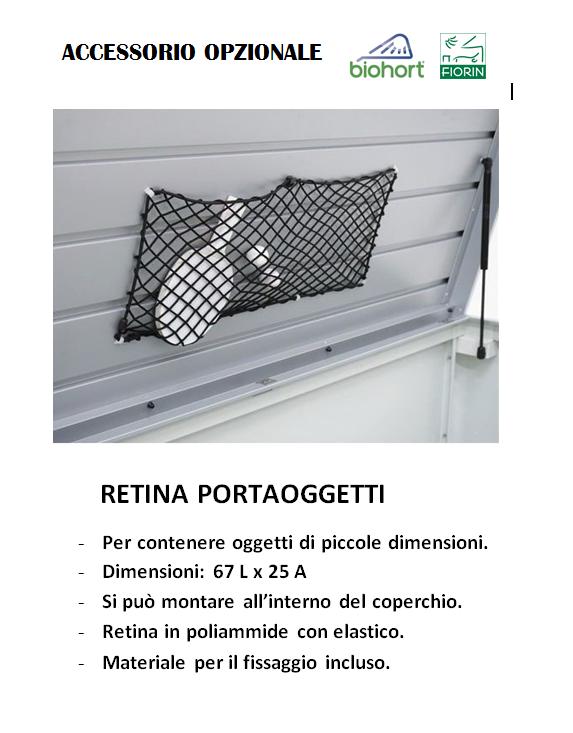 CONTENITORE BIOHORT LOUNGEBOX, RETINA PORTAOGGETTI