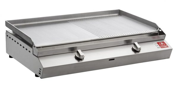 BARBECUE SERIE MOMA 70 TERMOCOPPIA PLANET compreso clean planet e panno abrasivo