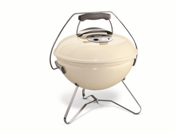 Barbecue Weber a carbone SMOKEY JOE PREMIUM DIAM 37 ivory white
