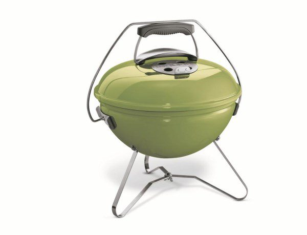 Barbecue Weber a carbone SMOKEY JOE PREMIUM DIAM 37 spring green