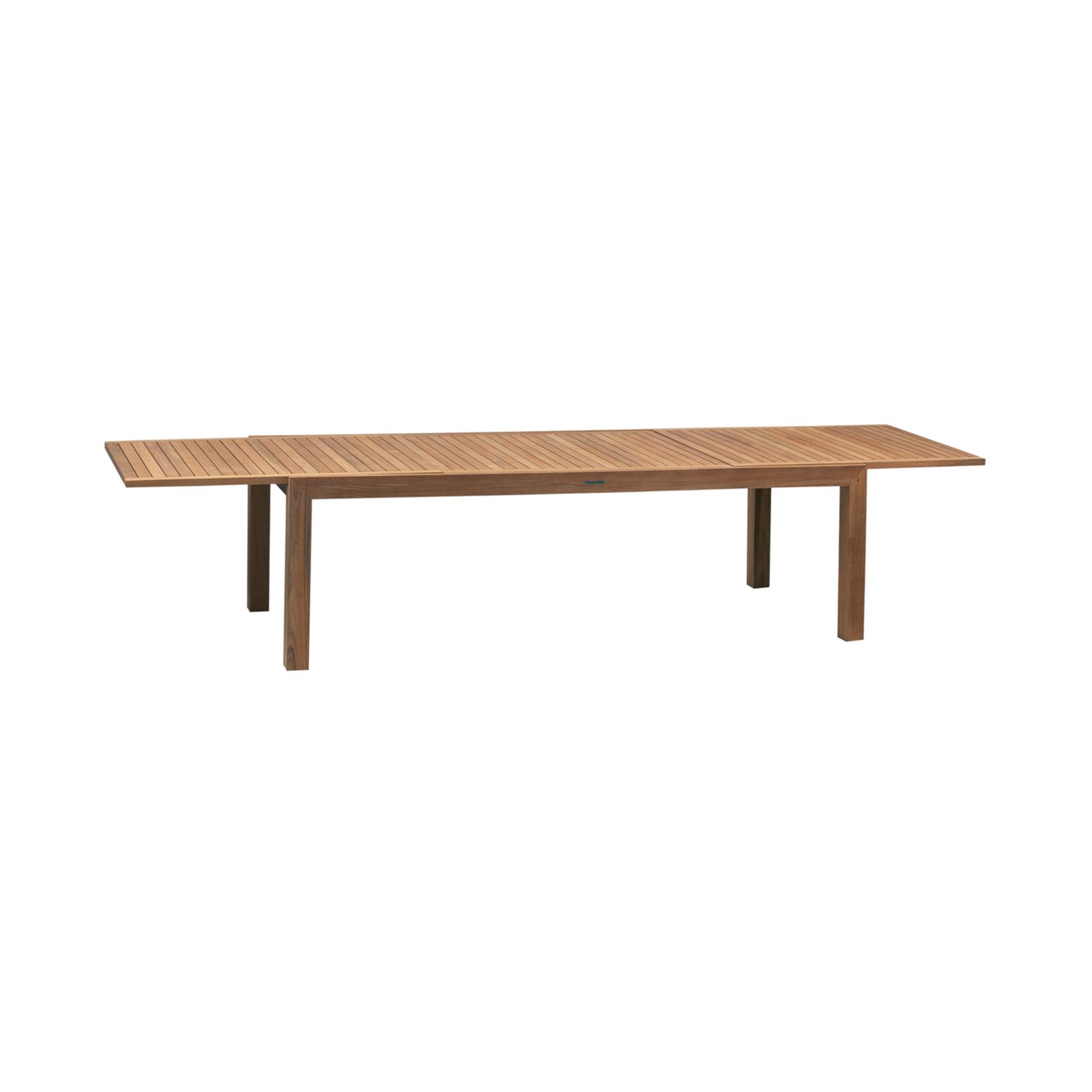 tavolo in teak royal botania modello IXIT allungabile -17801