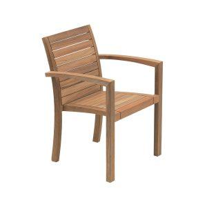 sedia in teak royal botania modello IXIT-0