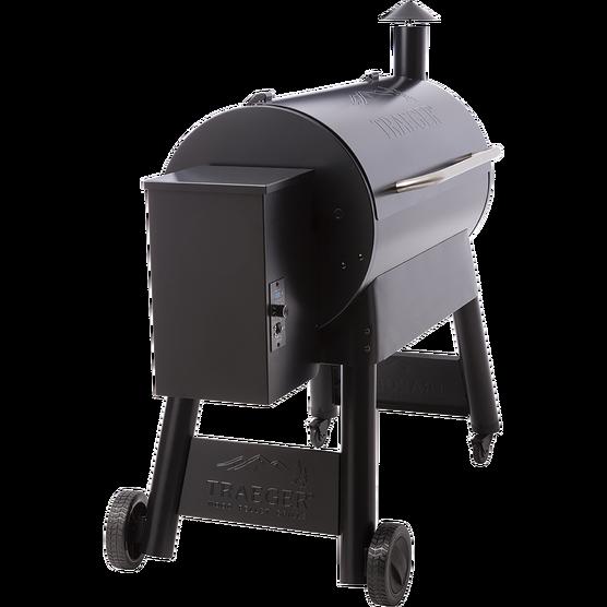 traeger wood pellet grills pro serie 22