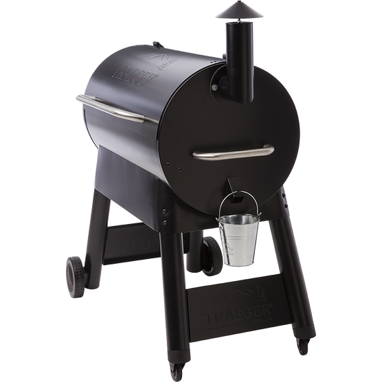 barbecue traeger pro series 34