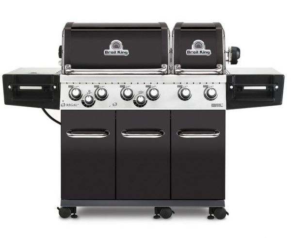 Barbecue Broil King Regal XL 690 Nero