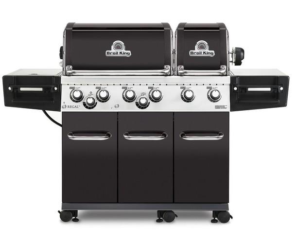 Barbecue Broil King Regal XL 690 Nero