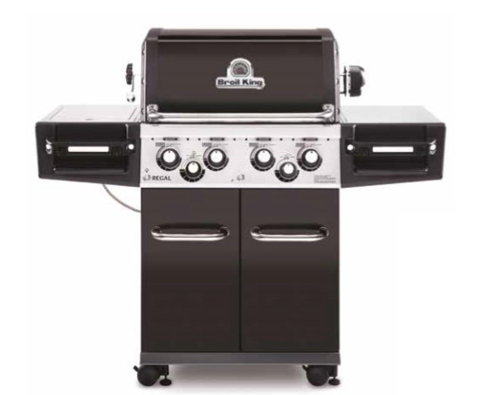 Barbecue Broil King Regal 490 Nero