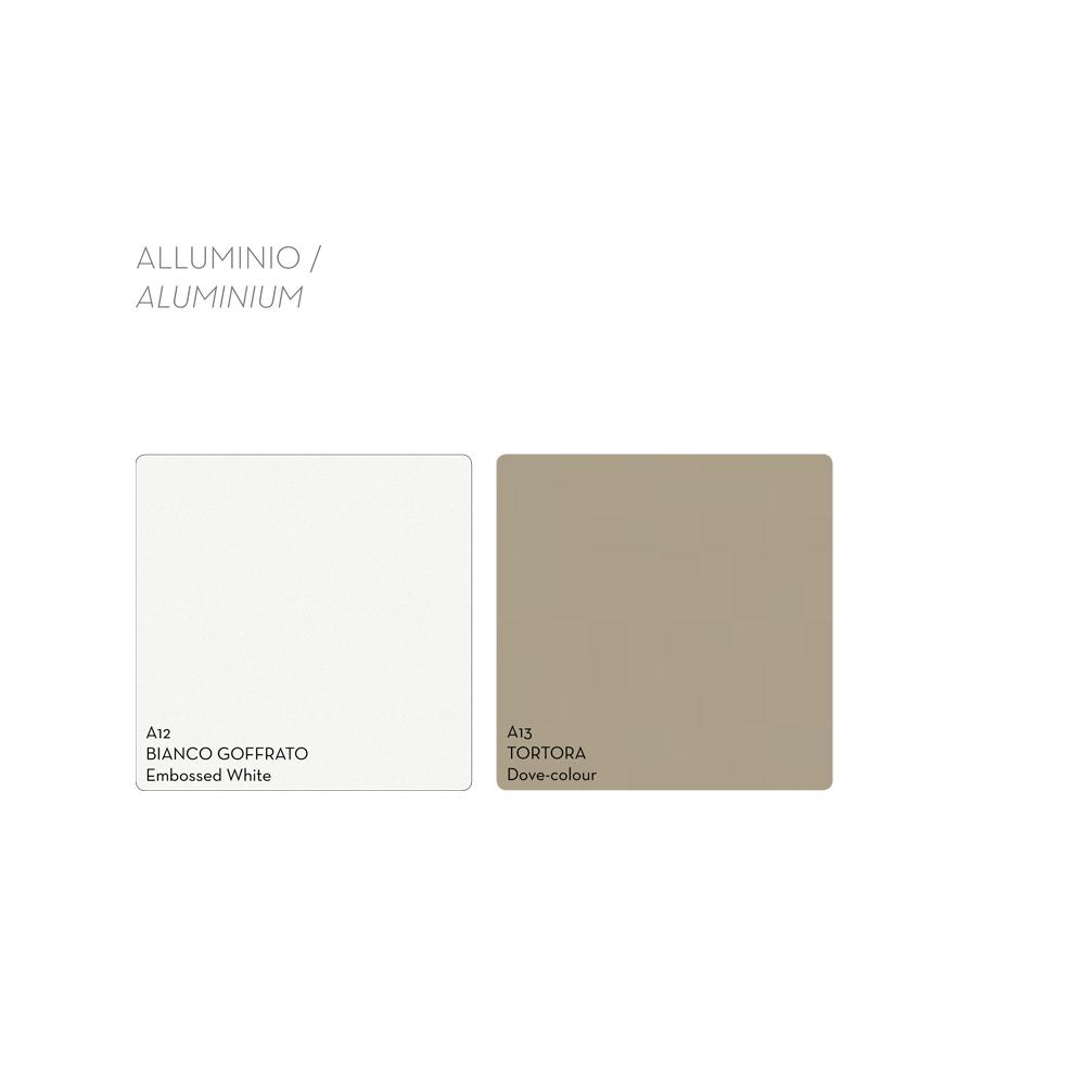 POLTRONA TALENTI ELITE , colori alluminio