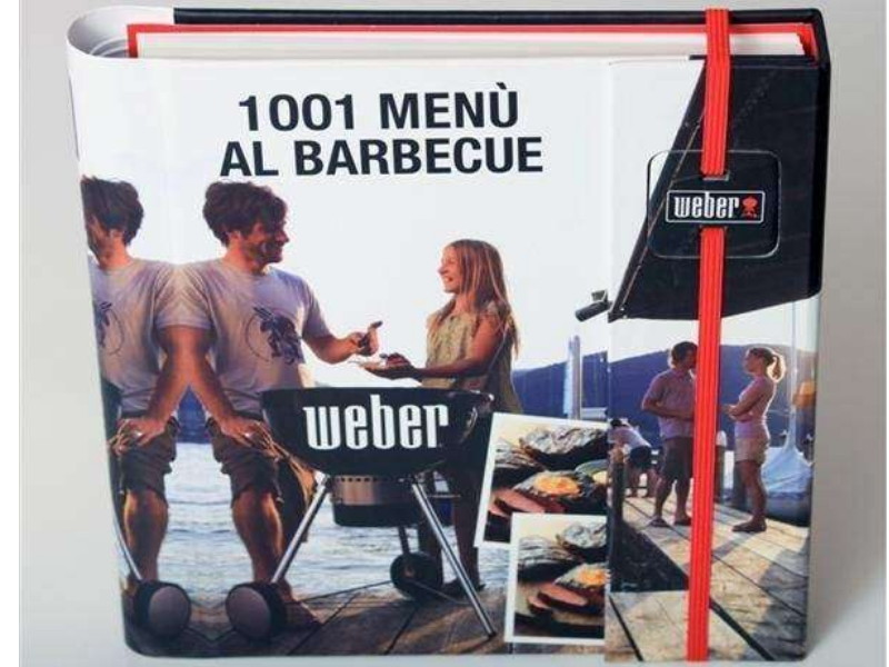 1001 MENU AL BARBECUE