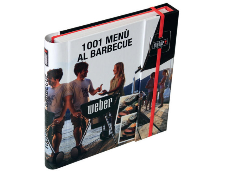 1001 menù al barbecue 311272