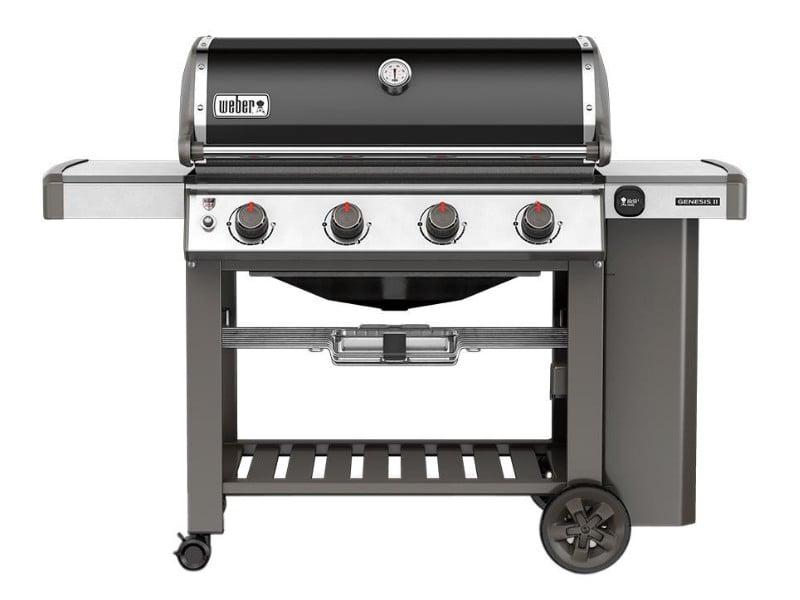 BBQ WEBER GENESIS II E-410 black 62010129