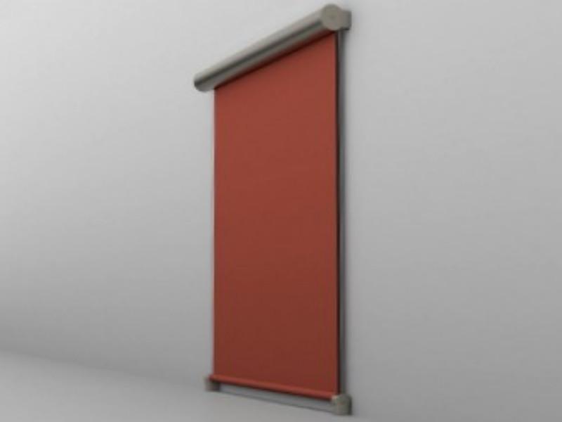 Chiusura Pratic verticale con cavi inox T-LINE 2