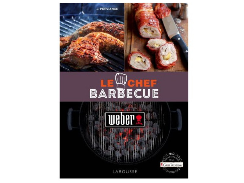 LO CHEF DEL BARBECUE WEBER