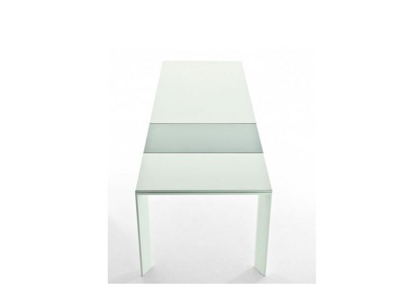 Tavolo Grande Arche allungabile Fast bianco con prolunga 5600