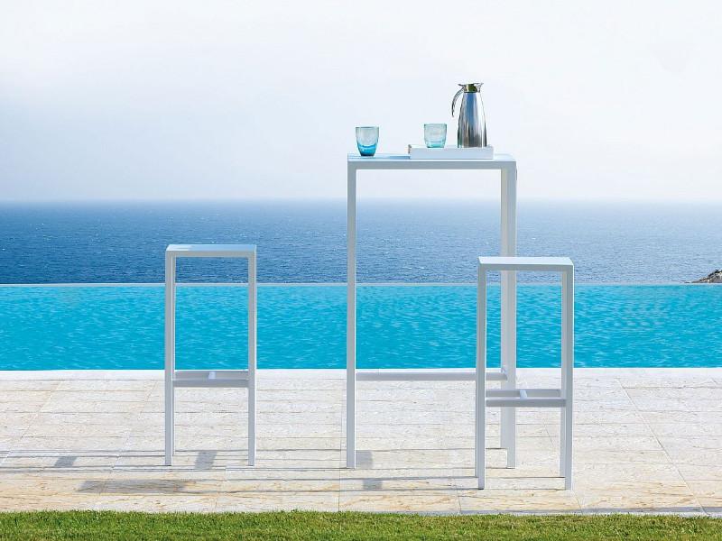 Tavolo Seaside Vermobil SE10560 bianco arredo