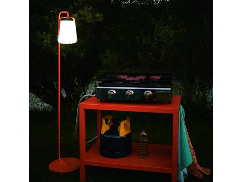 base supporto per lampda semplice fermob 3631