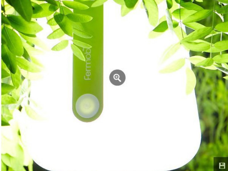 lampada fermob balad h25 2 3611