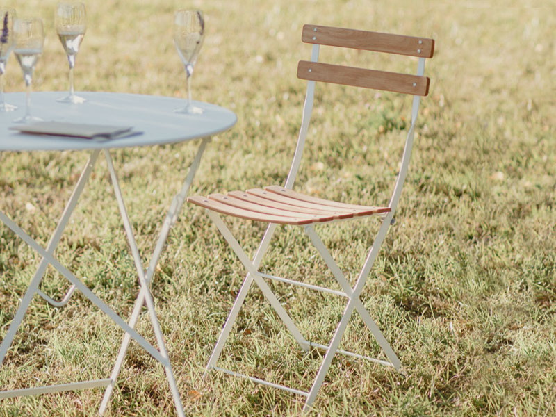 sedia fermob bistro naturel chair 5107