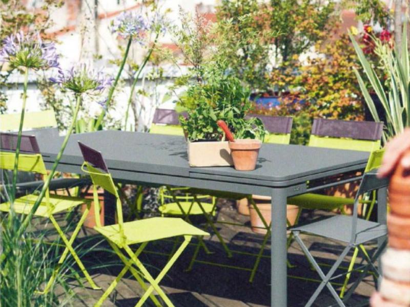 tavolo fermob biarritz allungabile 2150