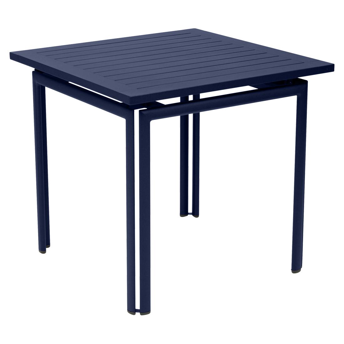 tavolo fermob costa cm 80 x 80 fiorinmaurizio