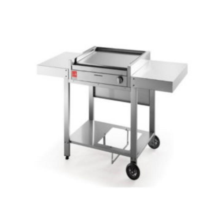 Barbecue Airone serie 60 carrello aperto CA-60