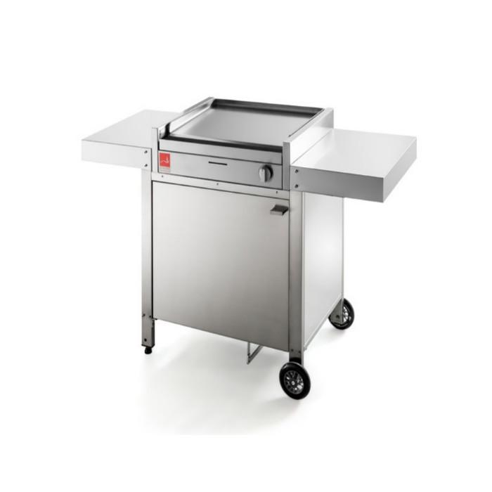 Barbecue Airone serie 60 con carrello chiuso CC60