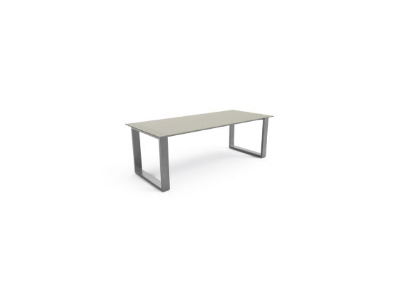 Struttura tavolo in acciaio inox lucidato u puliturametalli