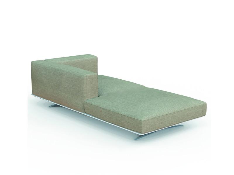 Sofa longue destro Eden Talenti EDNSX