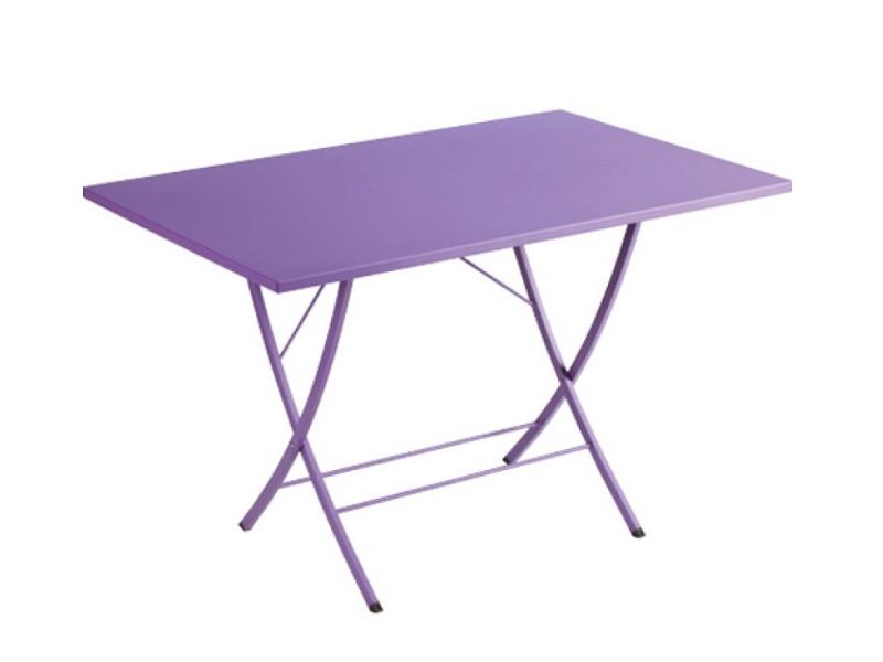 Redwood leisure tavolo pieghevole resistente m