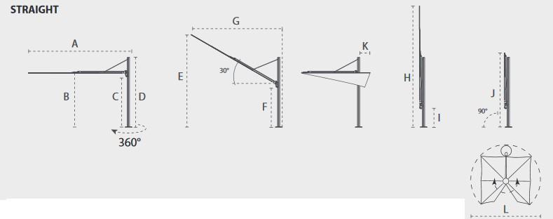 spectra 3x3 dritto
