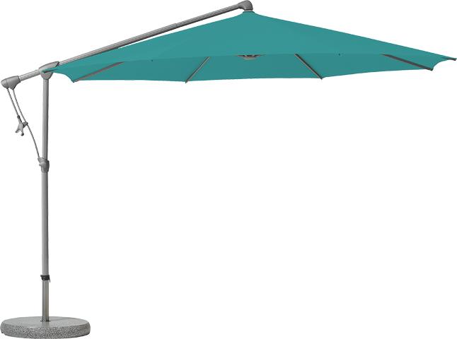 ombrellone glatz retrattile sunwing c tessuto classe 4 fiorinmaurizio. Black Bedroom Furniture Sets. Home Design Ideas